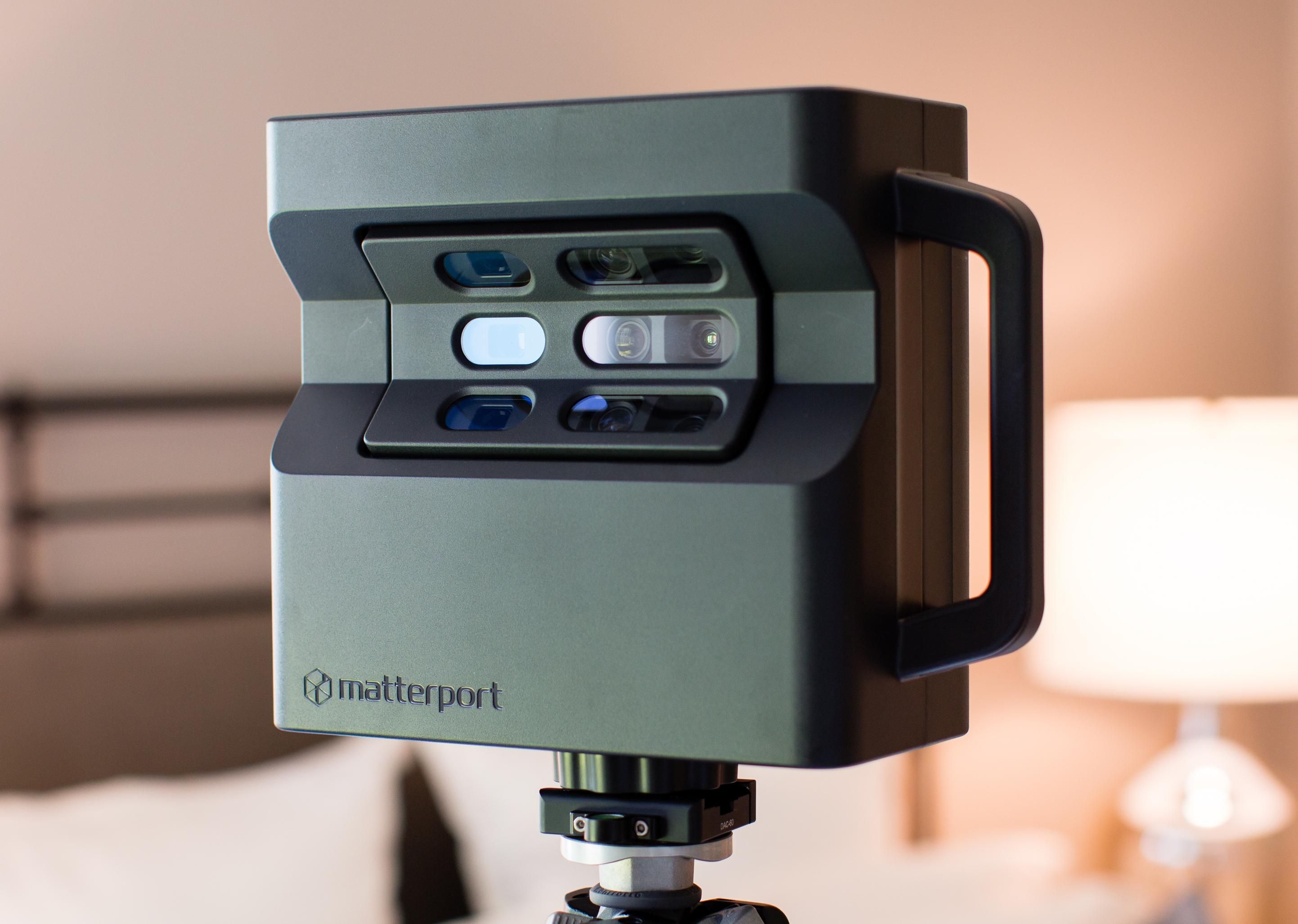 Pro2 Camera in Bedroom